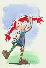 Image result for pippi drawing
