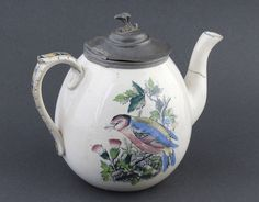 DigitaltMuseum - Kanne Tea Pots, Tableware, Dinnerware, Dishes, Tea Pot