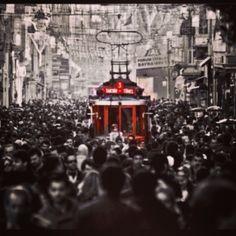 Taksim Meydanı, İstanbul'un Beyoğlu ilçesinde yer alan ve İstanbul kentinin en ünlü noktalarından biri olan meydan. Çevresindeki lokanta, mağaza, otel, eğlence ve kültür yerleriyle İstanbul'un en büyük turistik çekim merkezinden biridir. Cumhuriyet Döneminde bir meydan haline gelmiş olan Taksim Meydanı, pek çok siyasi ve toplumsal olaya da evsahipliği yapmıştır.