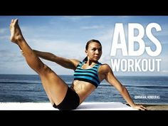 Stress Busting Yoga Pilates Workout - Relaxing Stretch Workout for Flexibility Pilates Abs, Pilates Training, Pilates Workout, Running Workouts, Core Workouts, Core Exercises, Fitness Goals, Fitness Motivation, Fitness Fun