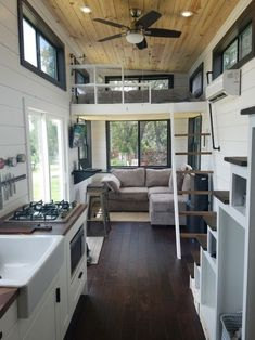 Two Waterfront Tiny Homes on Lake Travis Vacation Tiny House Plans,., Two Waterfront Tiny Homes on Lake Travis Vacation Tiny House Plans,. Tiny House Cabin, Tiny House Living, Tiny House Plans, Tiny House On Wheels, Small Living Rooms, Tiny House With Loft, Tiny House Kitchens, Tiny House Interiors, Tiny Home Floor Plans
