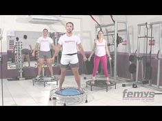 SKIP JUMP MIX 13 - by Tatiana Trévia - YouTube Trampoline Workout, Body Systems, Rebounding, Workout Videos, Things That Bounce, Exercises, Workouts, Fitness Motivation, Health Fitness