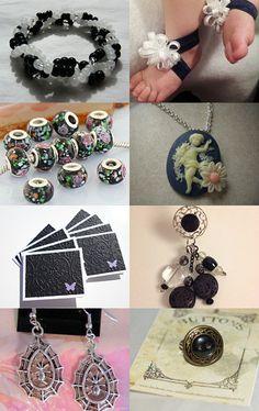 --Pinned with TreasuryPin.com ****FULL/CLOSED NO MORE TRANS****U50JWL (NEWBIES RULE) ROUND 5 SALES: 8 Bracelet Watch, Retro Vintage, Upcycle, My Etsy Shop, Handmade Jewelry, Drop Earrings, Bracelets, Accessories, Handmade Jewellery