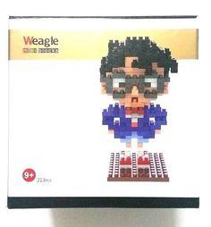 Small Building Blocks Detective Conan Toys 213 pcs Mini Figure Block Great Gift #Weagleminiblock