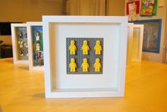 Easy DIY Lego minifigurine display case with RIBBA - IKEA Hackers