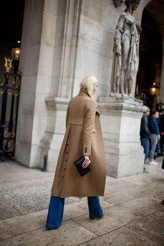 Paris Fashion Week Fall 2016 street style: