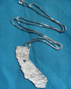 i left my heart in san francisco (custom heart placement)