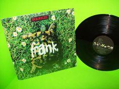 Squeeze – Frank 1989 Vintage Vinyl LP Record TRANSLUCENT Black Vinyl NM Shrink…