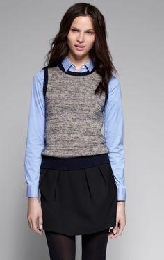 Trui Vest.15 Best Long Sweater Vest Images Fall Fashion Long Vest Outfit