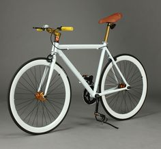 Incognito. Fixie bike with single speed