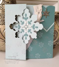 Frozen 5th birthday party created by Sharlene Meyer, Independent Stampin' Up…
