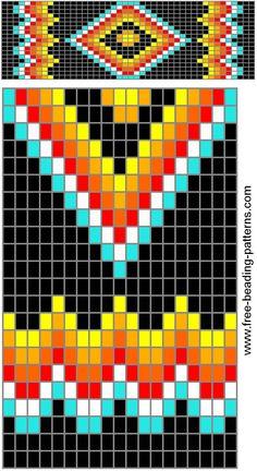 Barrette pattern
