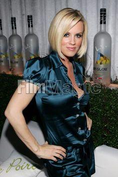 satin blouse celebrity   Jenny McCarthney - dark green satin blouse   Popular Celebrity ... Satin Blouses, Green Satin, Celebs, Celebrities, Female, How To Wear, Popular, Clothes, Dark
