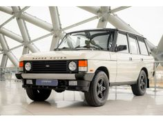 Range Rover Classic Overfinch 570 HSI - TuningCult.com