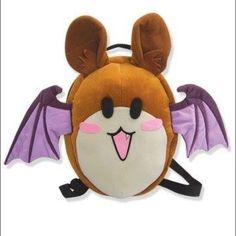 Rosario Vampire Bat Plush Bag. Rosario Vampire Bat Plush Bag. Brand new…