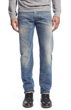 DIESEL® 'Safado' Slim Fit Jeans (845F)