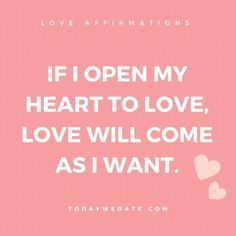 28 Love Affirmations That Boost Your Confidence And Enhance Your Aura On A Date - Today We Date