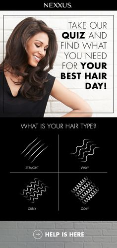 Take our Quiz and find what you need for your best Hair Day! Weave Hairstyles, Cool Hairstyles, Short Curly Weave, Hair Quiz, Curly Hair Styles, Natural Hair Styles, Hair Growth For Men, How To Grow Natural Hair, Hair Supplies