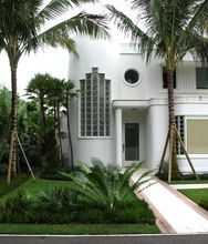Art Deco-style house on the North End