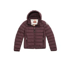 Girls Parajumpers Bordeaux Super Lightweight Juliet Jacket