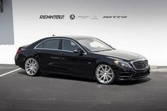 Renntech's upgrades for the latest Mercedes-Benz S-Class sedan will bump the price… Mercedes Benz New Car, Mercedes Benz Cars, E Class Amg, Benz S Class, Car Insurance, Luxury Life, Fast Cars, Hot Wheels, Luxury Cars