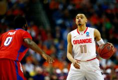 #ncaa #basketball #SyracuseOrange #tylerennis