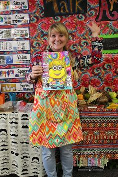 Minion Self Portraits--The Best Sub Plan EVER!