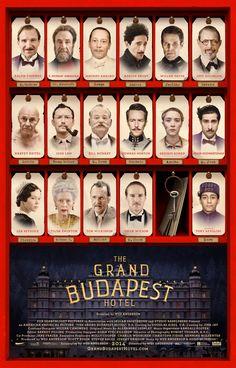 Critique Ciné Avant Première : THE GRAND BUDAPEST HOTEL de Wes Anderson