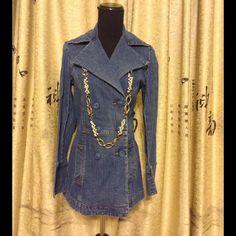 INC INTERNATIONAL CONCEPTS JACKET/BLAZER $148 Machine wash cold. Excellent condition. INC International Concepts Jackets & Coats Jean Jackets