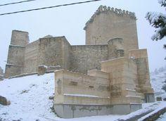 Castillo de Moratalla.  Murcia