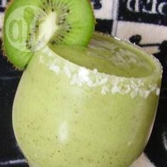Kiwi Fruit Margarita @ allrecipes.com.au