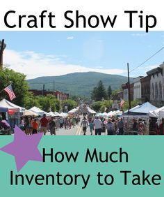 Craft Show Tip - How Much Inventory to Take Step-by-step guide to figure out how much inventory to take to a show! Craft Show Tip - How Much Inventory to Take Step-by-step guide to figure out how much inventory to take to a show! Craft Show Booths, Craft Booth Displays, Craft Show Ideas, Craft Show Booth Display Ideas Layout, Planners, Catcher, Craft Font, Craft Stalls, Indie
