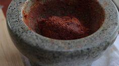 Thai Red Curry Paste (Pasta de curry rojo tailandés) - Marion Grasby - Receta - Canal Cocina