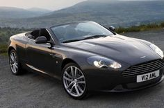 Aston Martin DB9 Volante spec - http://autotras.com