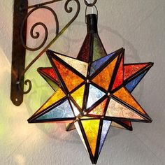 I want one .... Star lamp of 12 angles