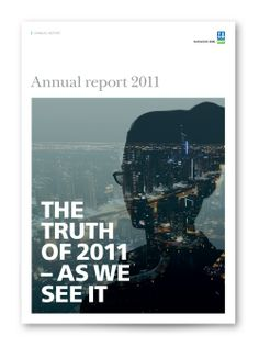DNV Annual Report 2011 - Graphis