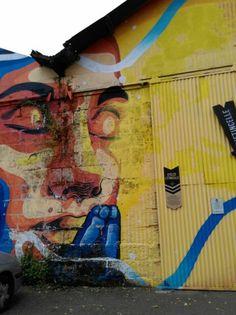 Amazing Street Art in Bordeaux, France