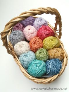 Charlotte's Dream Stonewashed Yarn