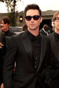 Adam Levine is gorgeous
