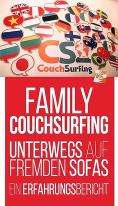Reisen mit Kind: Family Couchsurfing Erfahrungsbericht
