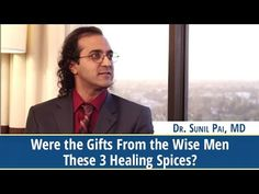 "In this video, cancer researcher Ty Bollinger speaks with Dr. Sunil Pai, Integrative Medicine Physician about 3 healing herbs & spices that may be the actual gifts from the 3 Wise Men referenced in the Bible: turmeric (curcumin), boswellia, and guggul. The full interview with Dr. Pai is part of ""The Quest For The Cures Continues"" docu-series. Click through to watch the video. Please re-pin to share with your family & friends! Together we'll empower the world with life-saving knowledge! <3"