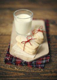 Schottische Kekse: Cynthia Barcomis Shortbread-Rezept - amicella