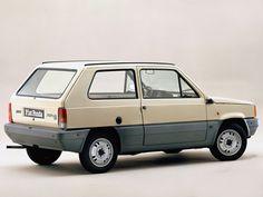 1980 FIAT Panda / Giorgetto Giugiaro