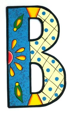 House Number-Letter B Shack House, Metal House Numbers, House Letters, Metal Drum, Happy Year, Letter B, Tropical Houses, House Colors, Metal Working