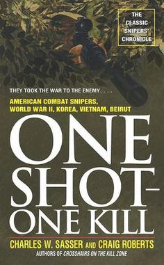 GREAT stories on true and amazing sniper missions