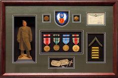 I frame a lot of military shadowboxes. Our veterans need to see their medals on display so their service won& be forgotten. Valentines Day Wishes, Valentines Day Pictures, Service Medals, Nassau County, Military Gifts, Forest Art, Box Frames, Shadow Box, Custom Framing