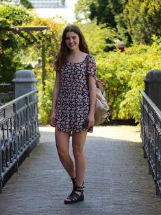 A Fashion Way of Life: Outfit | Hortus Botanicus