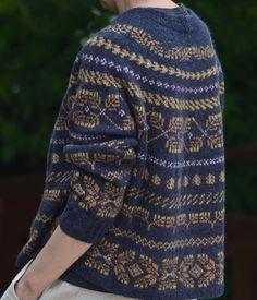 Knitting patterns, knitting designs, knitting for beginners. Fair Isle Knitting Patterns, Sweater Knitting Patterns, Knitting Designs, Knit Patterns, How To Purl Knit, Lana, Knitwear, Knit Crochet, Style