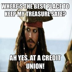 #CreditUnionHumor #CUDifference