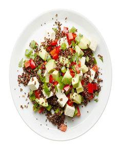 Healthy Recipe: Zesty Tofu and Quinoa: Organic Gardening